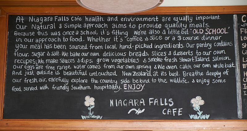 evoke studio auckland: all seans images &emdash; Niagara falls cafe